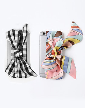 [shortbutstunning™]S-48 iPHONE SCARF CASE